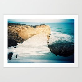 dreaming of the sea Art Print