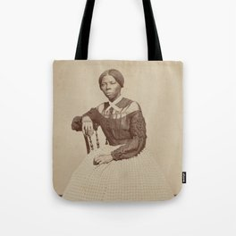 Harriet Tubman Vintage Photograph Tote Bag