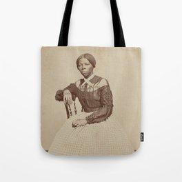 Harriet Tubman Vintage Photograph Tote Bag