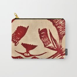 A Panda's Song Carry-All Pouch
