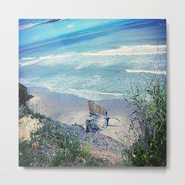 Tusan Beach 2 Metal Print