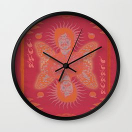 John Lemon Wall Clock