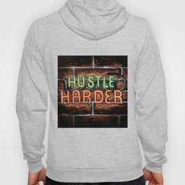 Hustle Harder Hoody