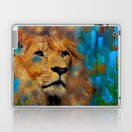 LION Laptop & iPad Skin