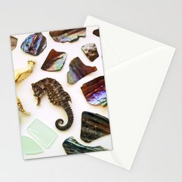 Curly Q Stationery Cards