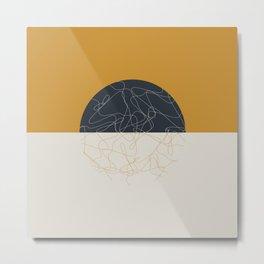Abstract Sunrise 01 Metal Print