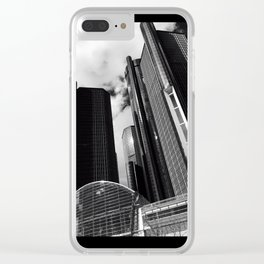 rencen Clear iPhone Case