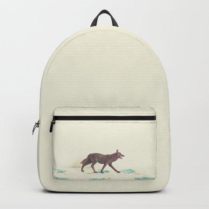 Wandering Wolf Backpack