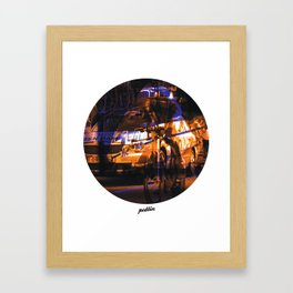 Rabobank Colours Framed Art Print