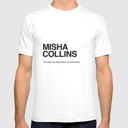 Misha Collins T-shirt