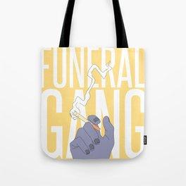 Funeral Gang: Rising Tote Bag