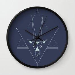 The Oryx Wall Clock