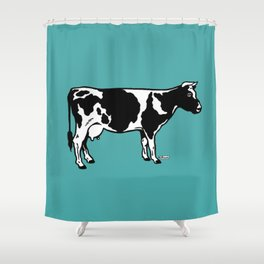 Let's Hear It for Cows! Shower Curtain