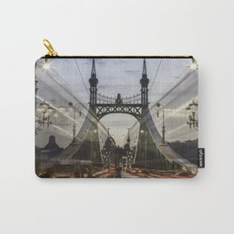 Budapest traffic Carry-All Pouch