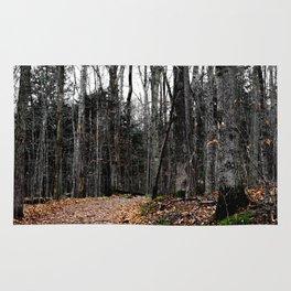 Chasing Autumn Rug