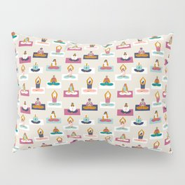 Morning yoga Pillow Sham