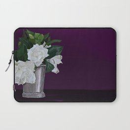 Julep & Gardenias Laptop Sleeve