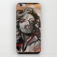 Marilyn Monroe XOXO iPhone & iPod Skin