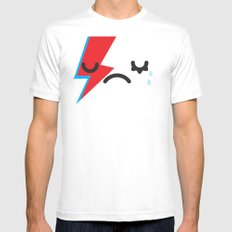 See you later Starman.  Mens Fitted Tee White MEDIUM
