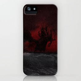 The Leviathan iPhone Case