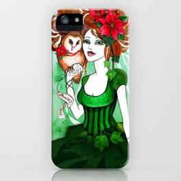 Magdalen and Magi iPhone Case