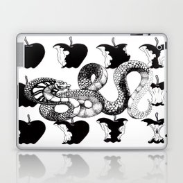 Fork Tongue Laptop & iPad Skin