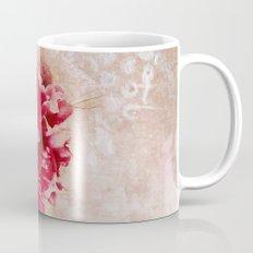 Vintage peony Mug