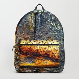 meEtIng wiTh IrOn no23 Backpack