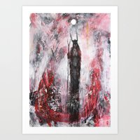 Fylgja -The Witching Other Art Print