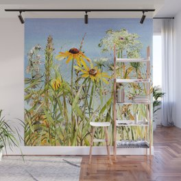The Meadow Wall Mural