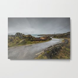 wild atlantic way Metal Print
