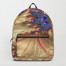 Geometric Landscape with Tender Exclusion Backpack
