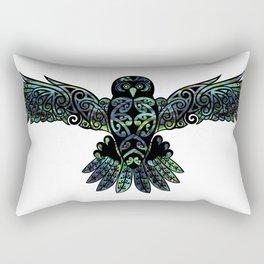 Morepork Rectangular Pillow