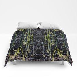 Fiddle heads Comforters