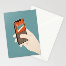 Cutting Stationery Cards