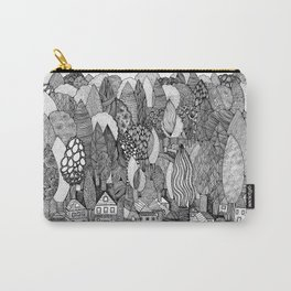 Mysterious Village Carry-All Pouch
