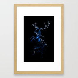 Our is the Fury Framed Art Print