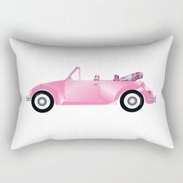 Car 1 Rectangular Pillow