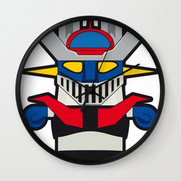 Sr. Trolo / Mazinger Wall Clock