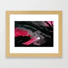 Wet paint 2 Framed Art Print