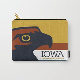 Iowa - Redesigning The States Series Carry-All Pouch