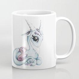 Mother and Baby Dragon Coffee Mug