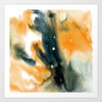 Abstract #25 Art Print