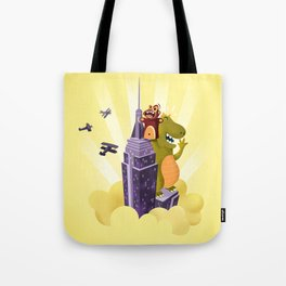 The puppeteer Tote Bag