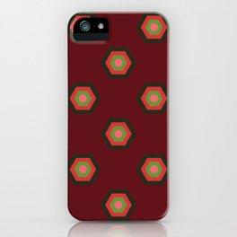 Merry Hexies iPhone Case