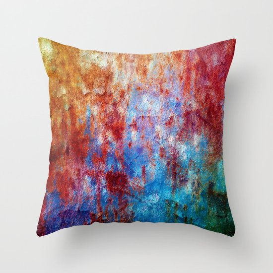 GlamoRust!  Throw Pillow