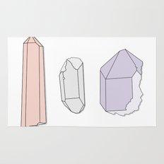 Crystals Trio Rug