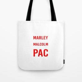 Be Like The Greats Tote Bag