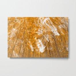 Golden Banshee Forest Metal Print