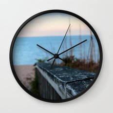 Weathered Down Wall Clock